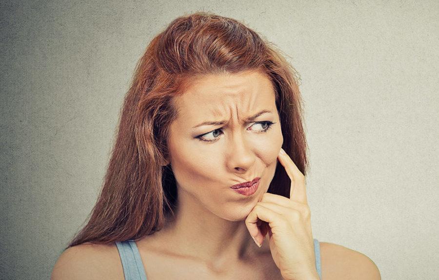 причины частых женских обид