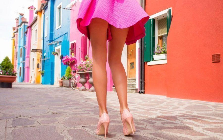 причина почему женщины носят юбки