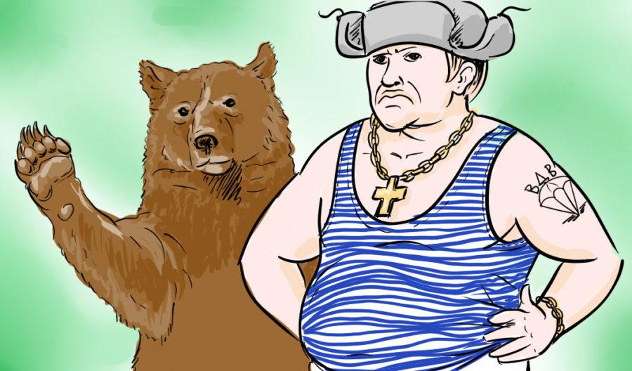 Трезвый взгляд на настоящего русского мужчину
