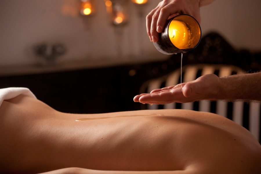 Тантрический массаж