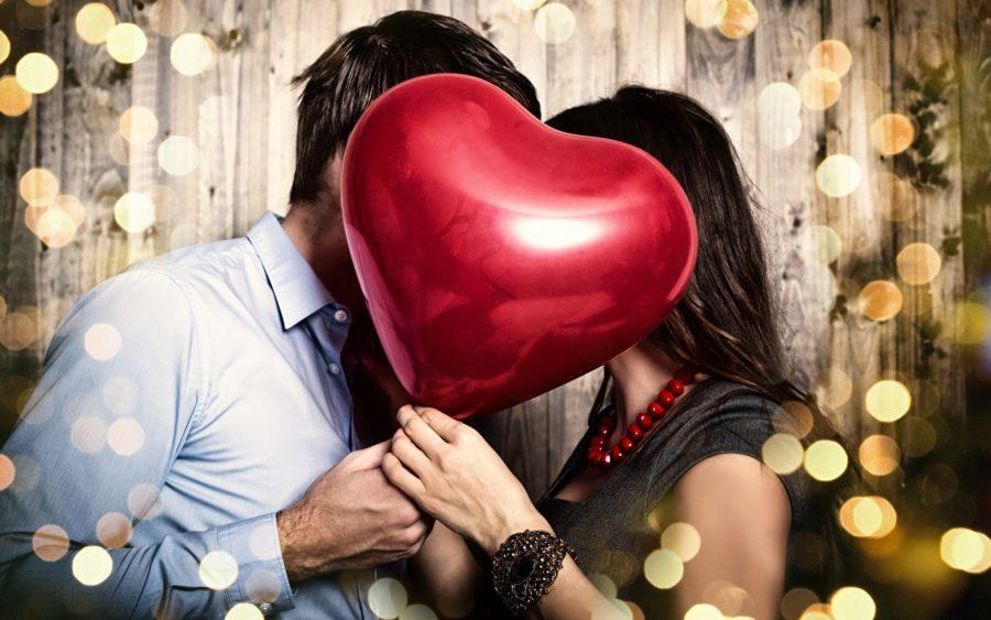 Что подарить девушке на день влюбленных