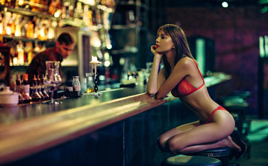 о том как правильно знакомиться в баре