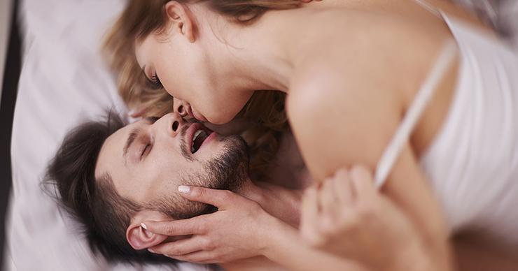 удовлетворять мужчину в постели