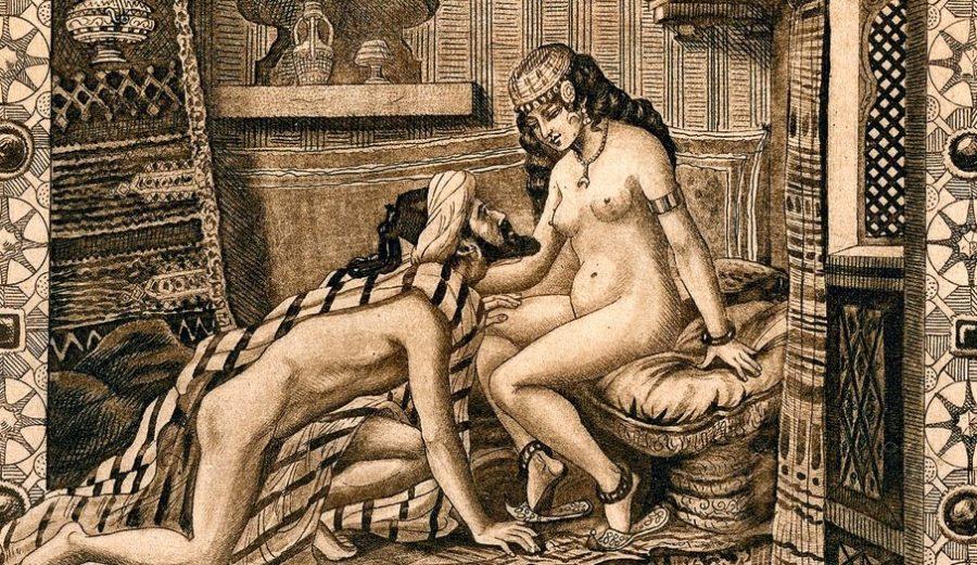 занятие сексом в древние времена