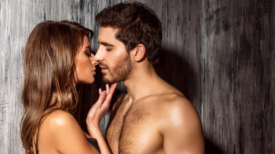 Страстные позы в сексе