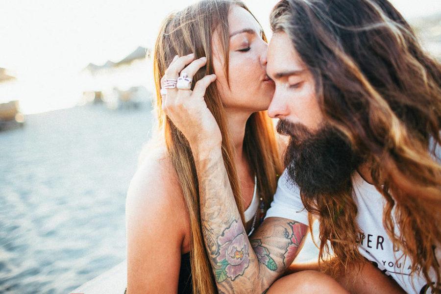 необычная пара