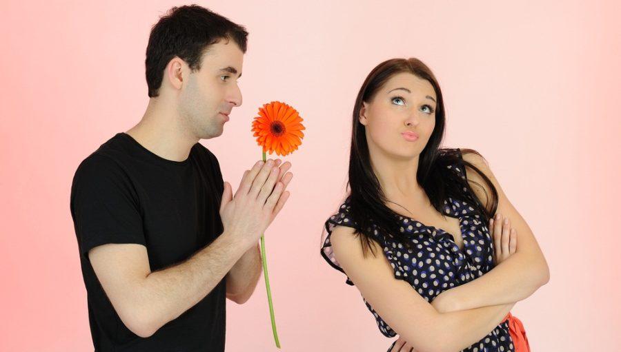 Как извиниться перед женщиной