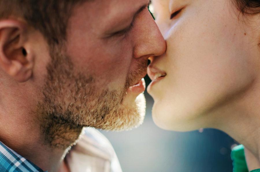 поцелуй для похудения