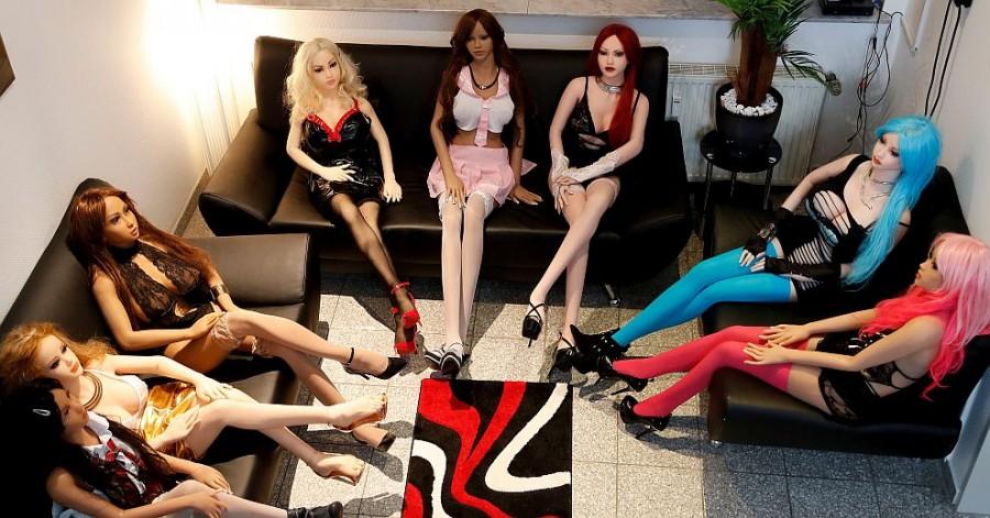 секс кукла в Москве