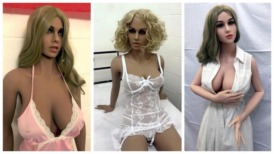 секс куклы в борделе