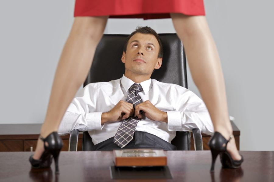 Что делать с флиртом женщины