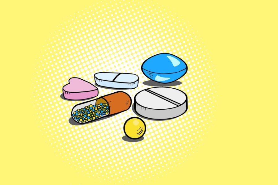 таблетки для эрекции