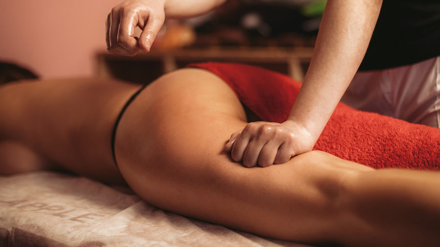 как получить оргазм от массажа