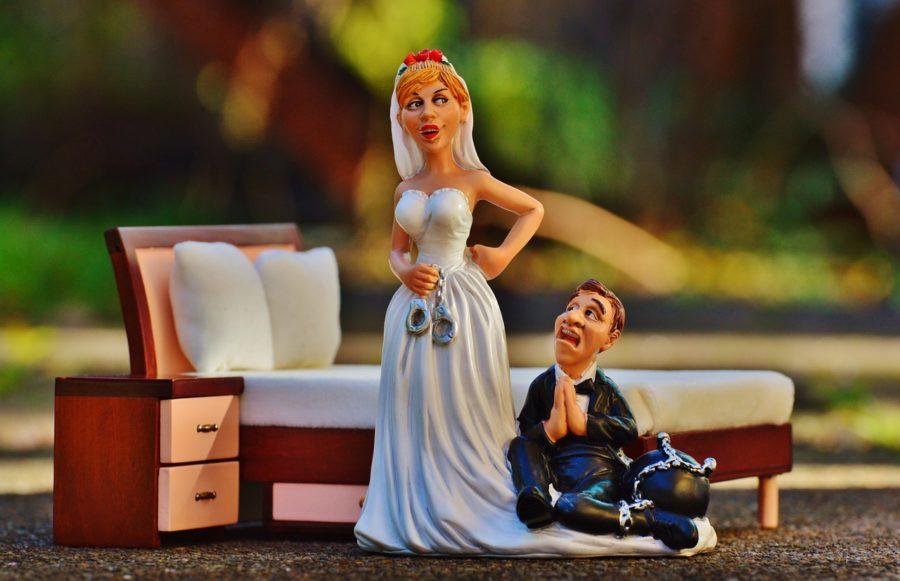 игрушки жених и невеста