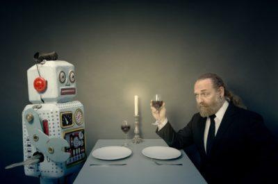 Будущее: виртуальные отношения и секс с роботом