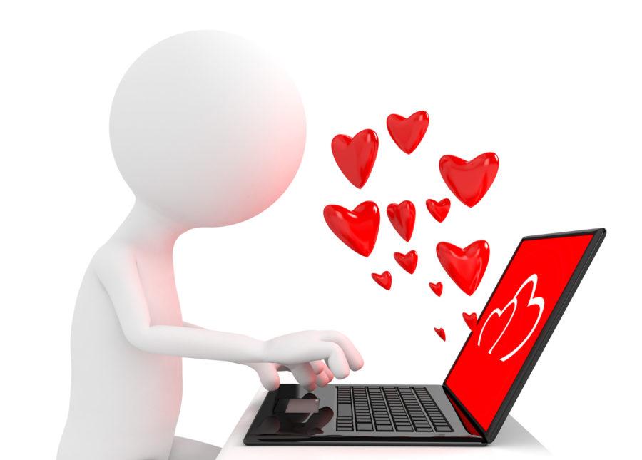 общение с девушками в сети