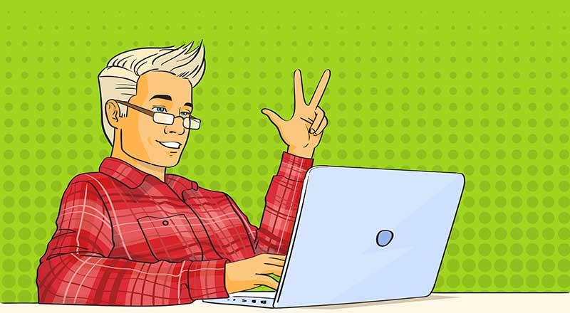 Как общаться с девушкой в интернете