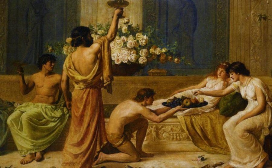 о сексе в древности