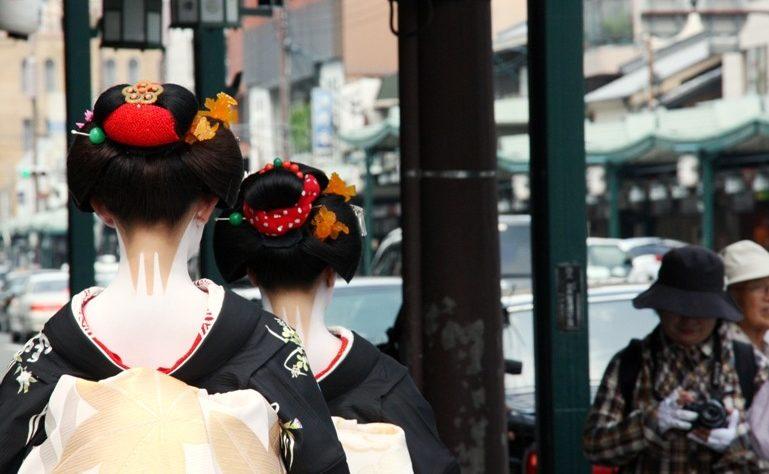 о школах гейши