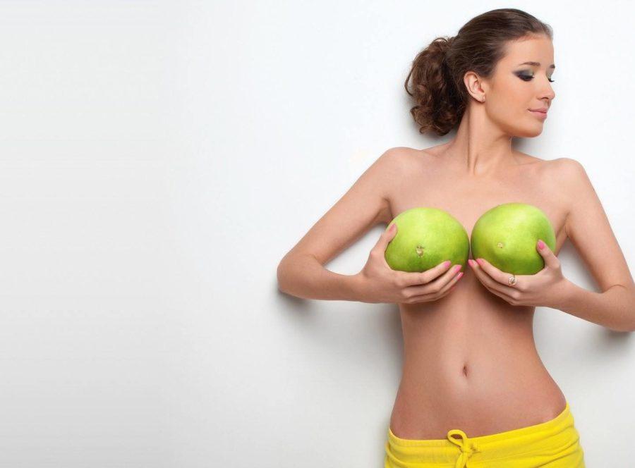 сексуальный массаж груди