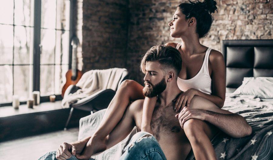 Примирительный секс после ссоры