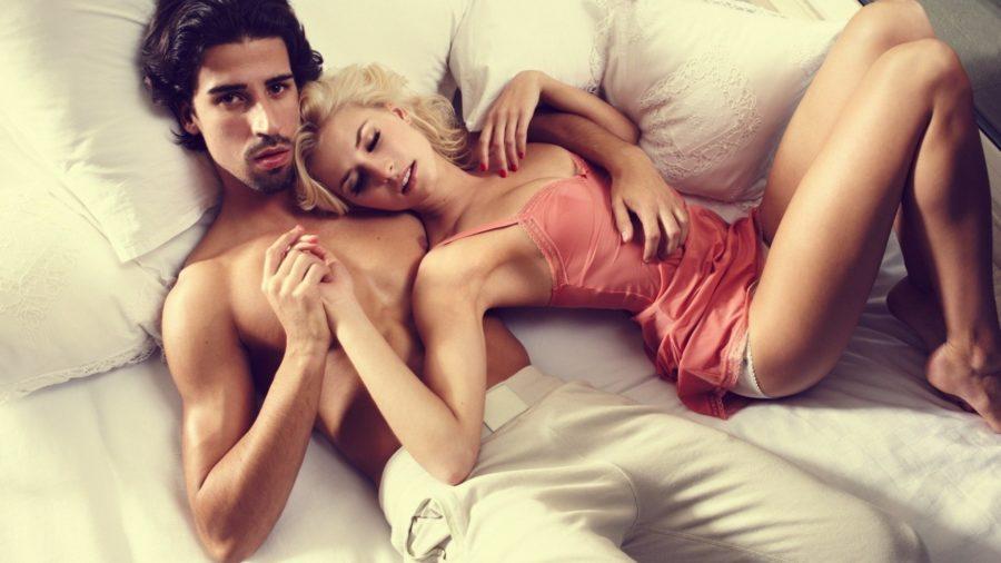 Как намекнуть девушке на секс