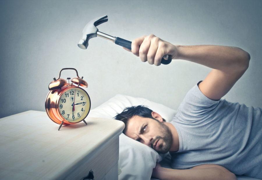 как недосып влияет на либидо