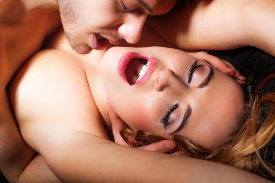 одновременный оргазм