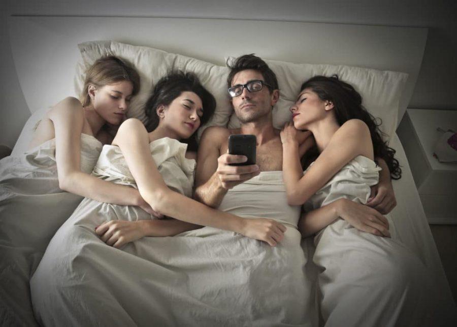 секс и групповые соития