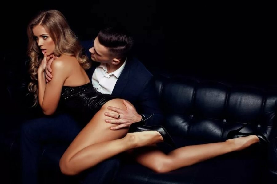 Как уломать заняться сексом