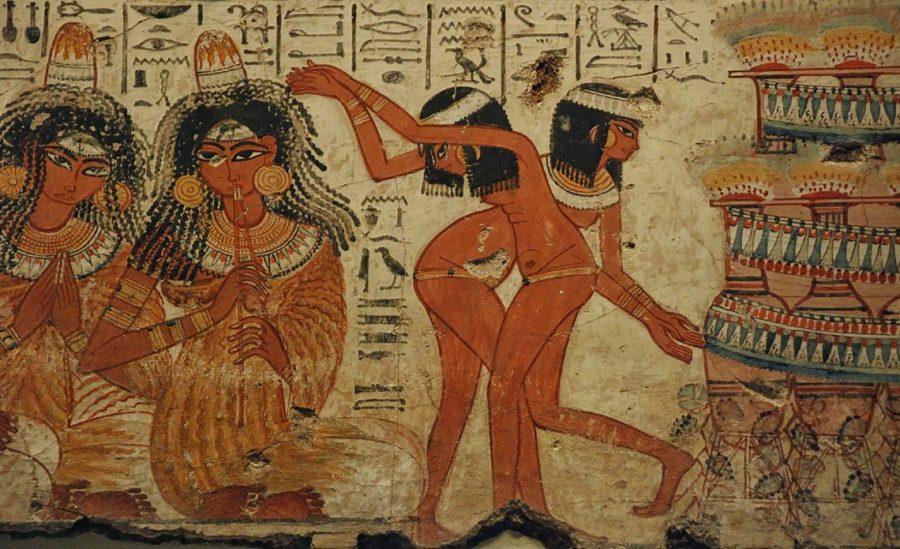 каким был секс в древности