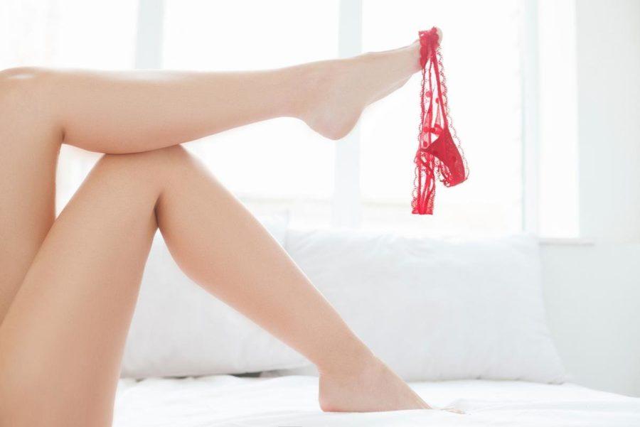 Запах во время полового акта