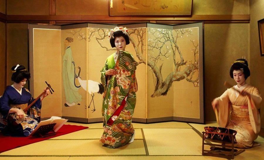 факты о школах гейши