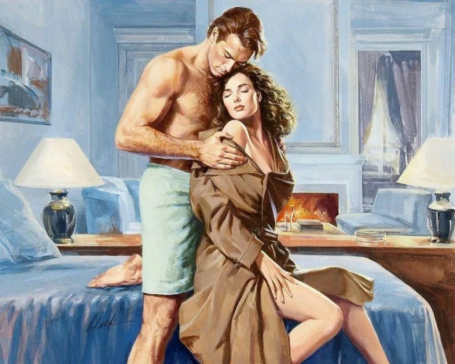 Дружеский секс
