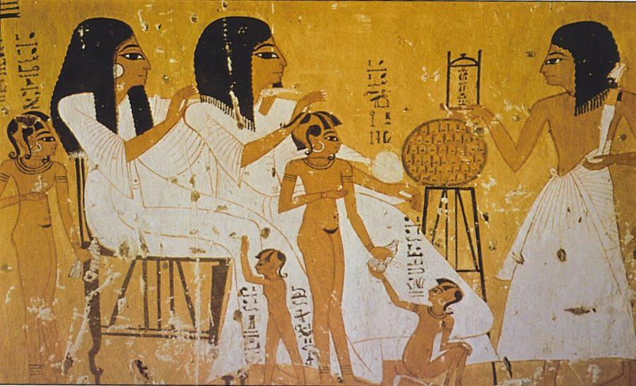 какой был секс в древности