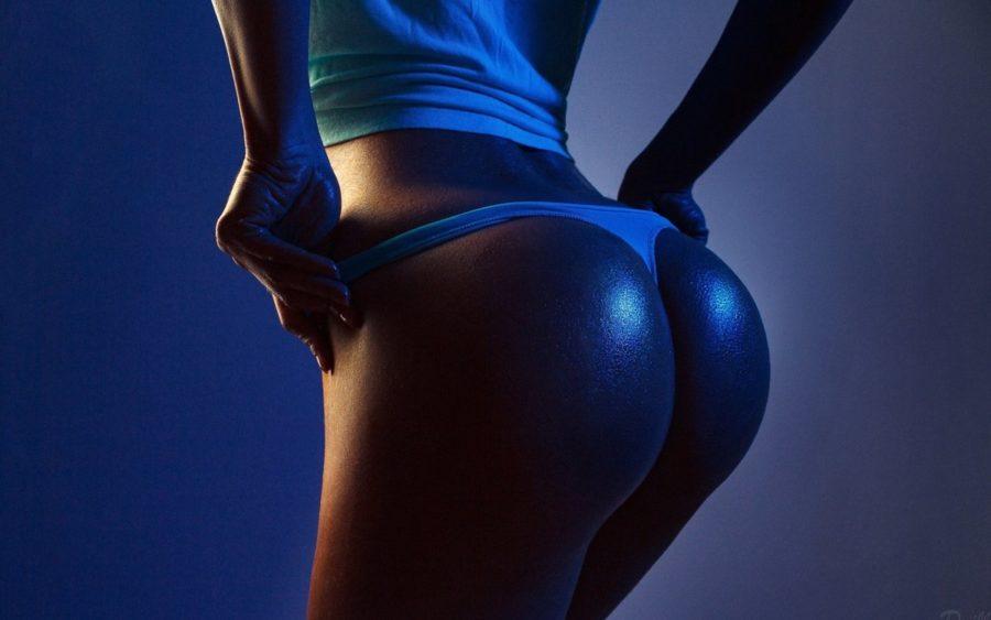 Сексуальные части тела девушек