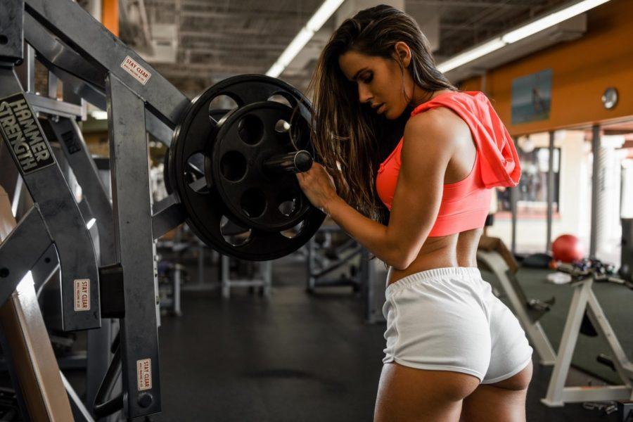 Фитнес модели