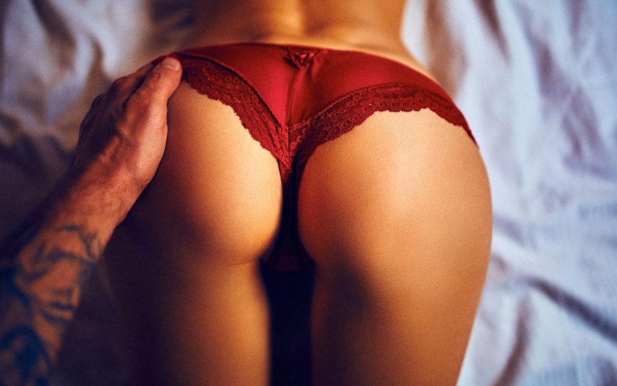 оргазм от сексуального массажа