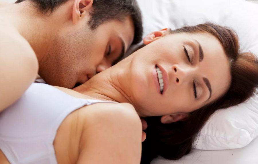 Ощущения девушки во время оргазма