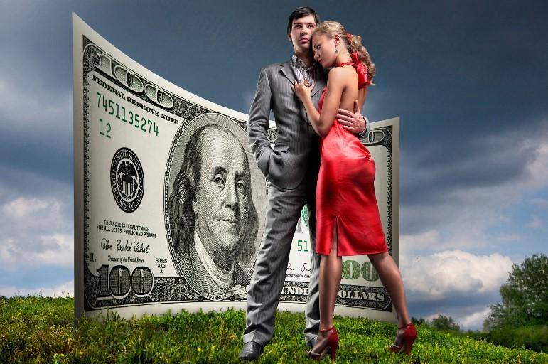 Деньги влияют на отношения