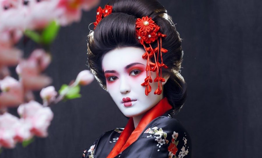 что значит школы гейши