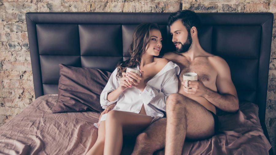 как переспать с девушкой