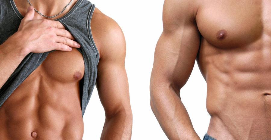 о стимуляции мужских сосков