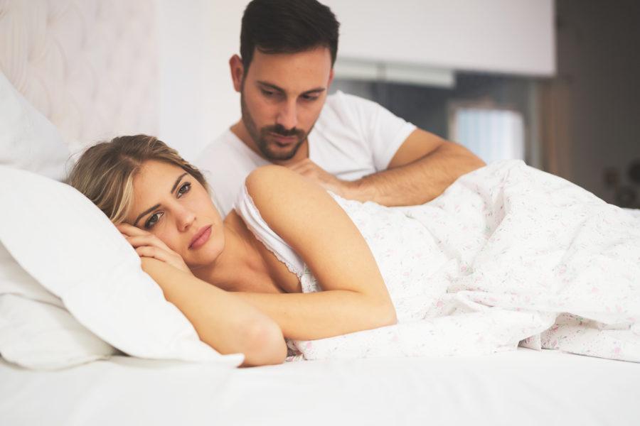 Как организовать перерыв в интимной близости