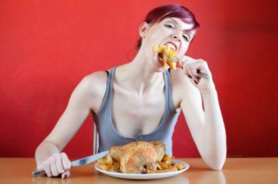Почему опасны отношения с больными анорексией или обжорством