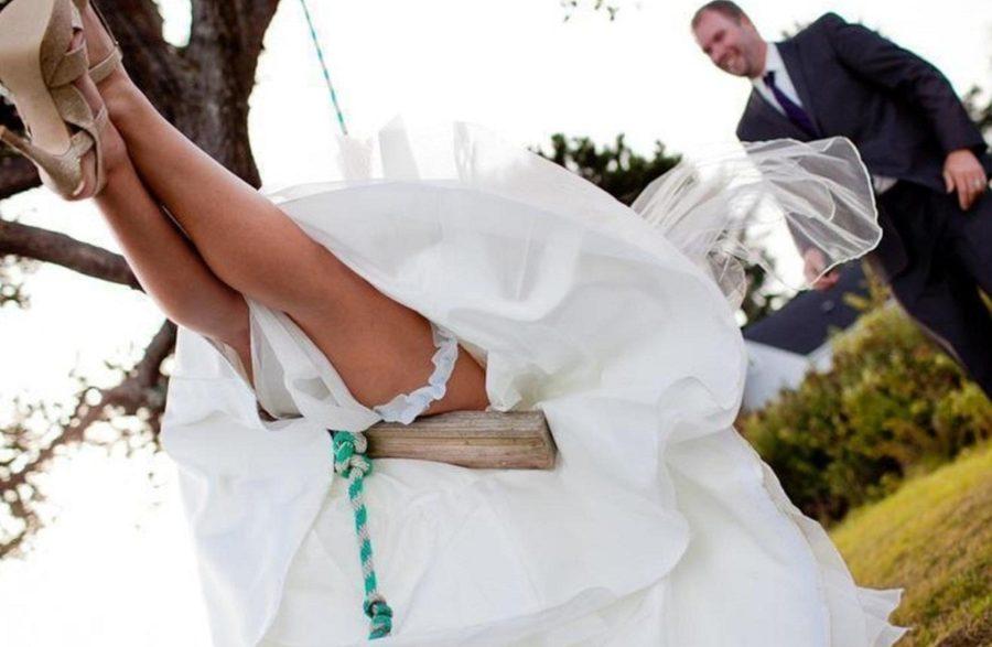 Выходить замуж нужно так, чтобы вместе до старости