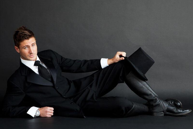 джентельмен обыкновенный
