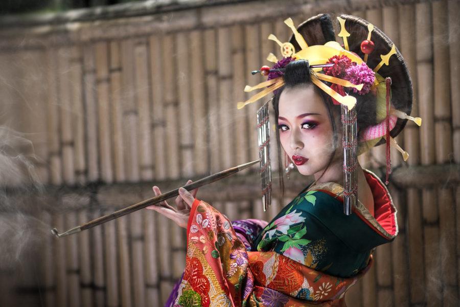 Сюнга, японские картинки