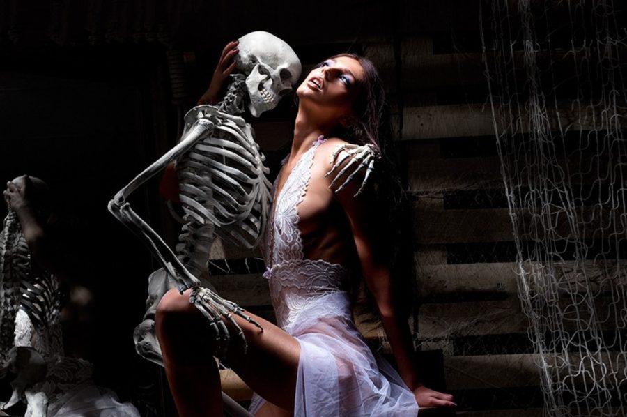 в браке улучшается состояние костей
