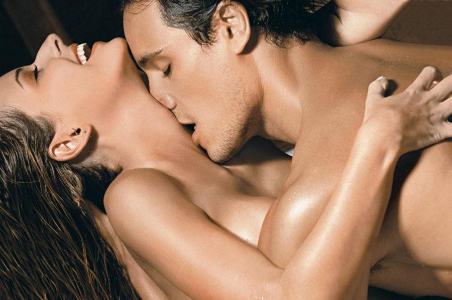 Почему мужчины стонут во время секса